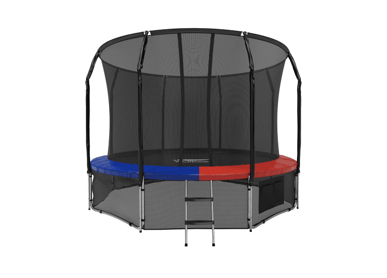 Батут Eclipse Space Twin Blue/Red 14FT всплывающая